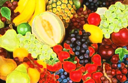 A915GR Mixed Fresh Fruit