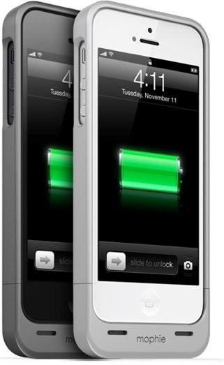 เมื่อเคสIphone5มีแบตเตอรี่สำรองในตัว