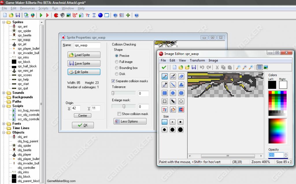 game-maker-8-sprite-editor
