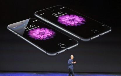 คนไทยได้เฮ 31 ตุลาคมนี้ iPhone 6 จะได้ฤกษ์วางจำหน่ายที่เมืองไทย