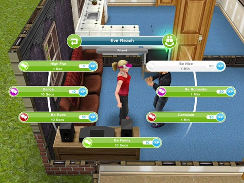 thesims freeplay