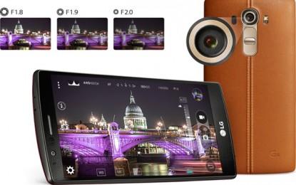 LG เผยสเปคสุดโหดของ LG G4 รุ่นล่าสุด