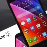 Asus ZenFone 2 สมาร์ทโฟนตัวท็อปมาพร้อม RAM ขนาด 4GB