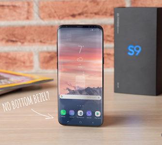 รวมภาพหลุดของ Samsung Galaxy S9 และS9+